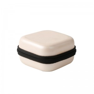 Newly Arrival Pvc Pencil Bag - Square Carrying Cases for Cellphone Earphone Headset Earbuds  – H&X